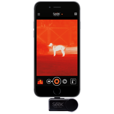 Seek Thermal Compact - Thermal Imaging Mobile Phone Addon